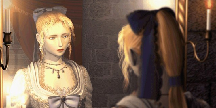 Celes Chere from FF6 screenshot
