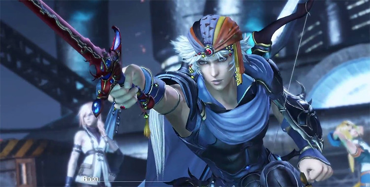 Firion FF2 screenshot