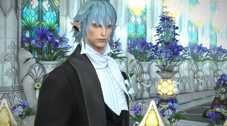 Haurchefant Greyston from FF14