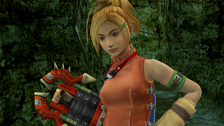 Rikku FFX HD Screenshot