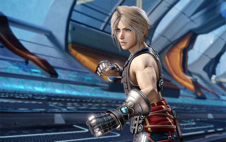 Vaan from FF12