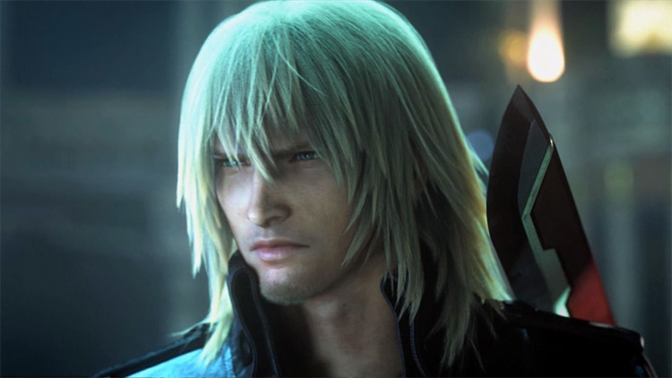 Snow Villiers from FF13