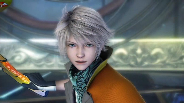 Hope Estheim from FF13 screenshot