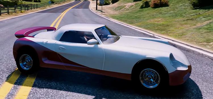 Yakuza Stinger GTA3 HD car