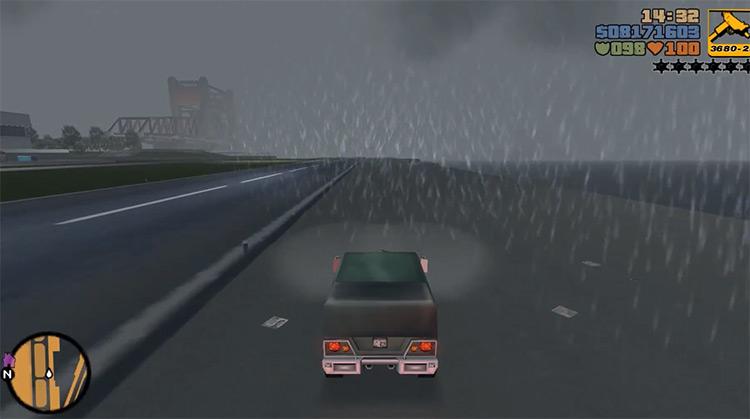 Patriot GTA3 Car screenshot