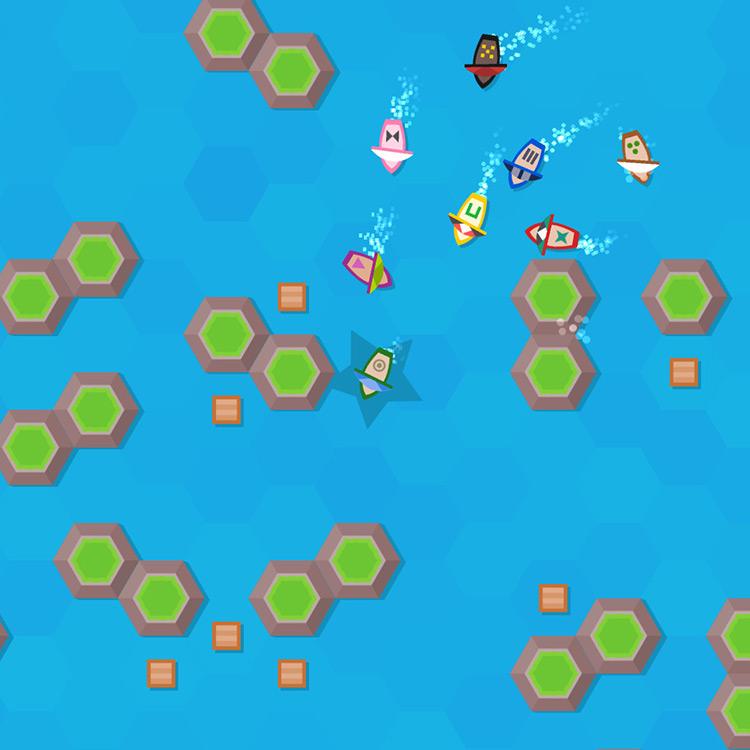 Shipped 2019 gameplay screenshot