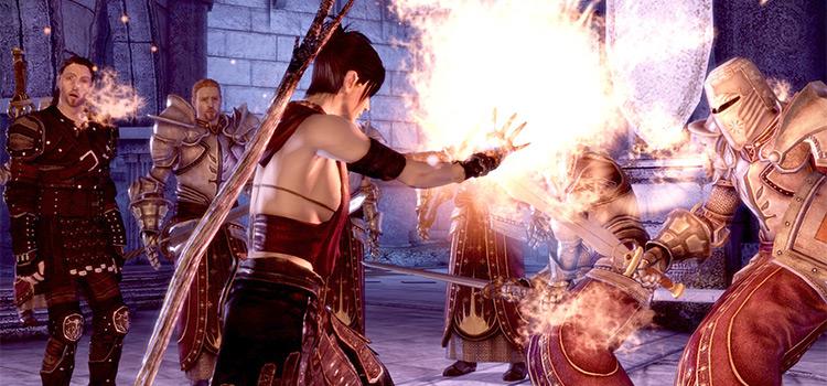 Morrigan Restoration in HD - Dragon Age Origins Modded
