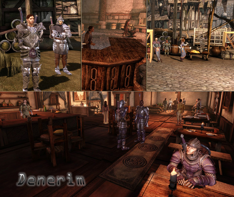 Improved Atmosphere DAO Mod comparisons