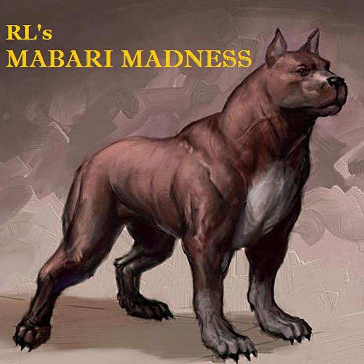 Mabari Madness DAO Mod title
