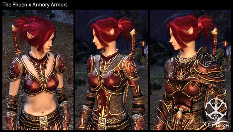 The Phoenix Armory Mod sample screenshot