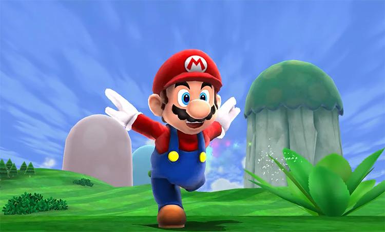 Mario Character