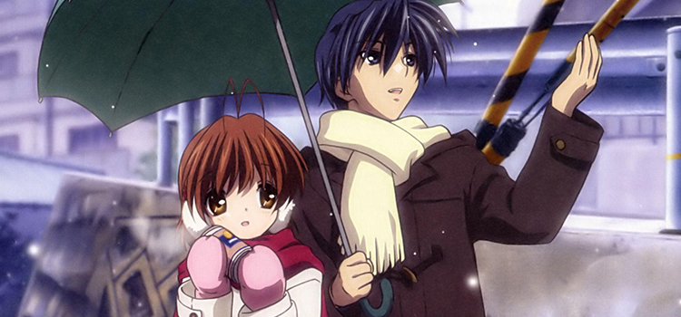 Clannad After Story anime screenshot