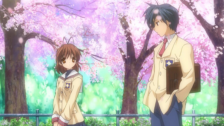 Clannad - anime screenshot