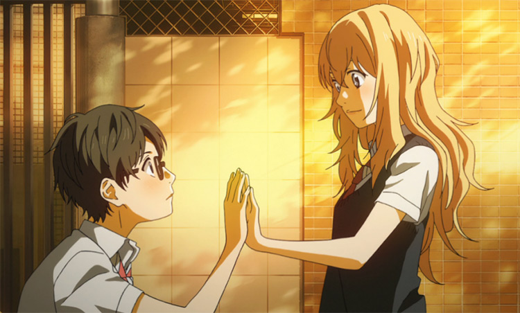 Your Lie in April - anime screenshot