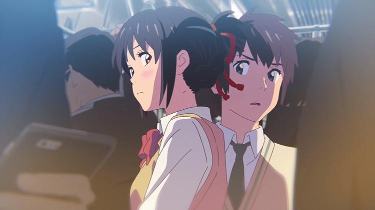 Kimi no Na wa. anime screenshot