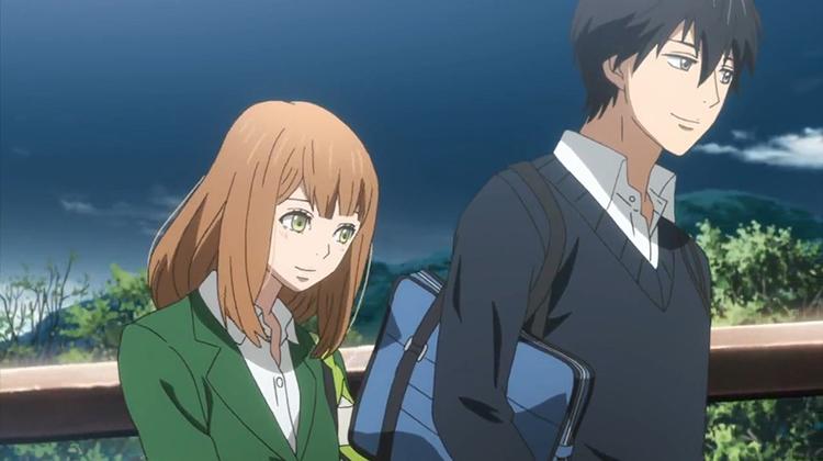 Orange anime screenshot