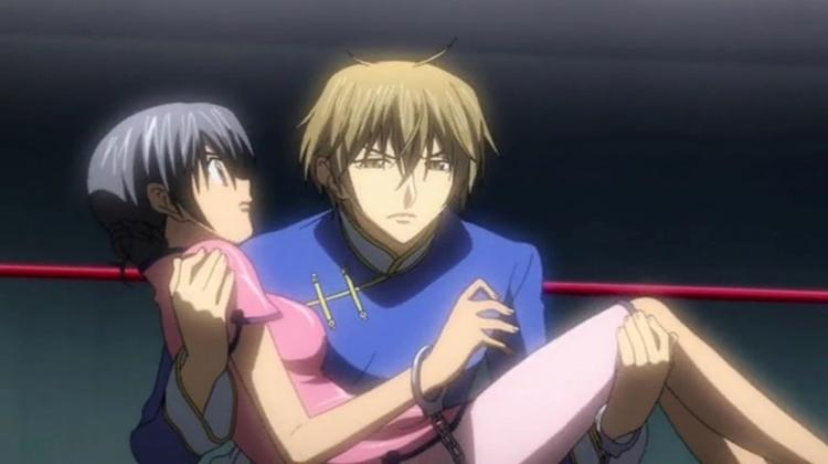 Special A anime screenshot