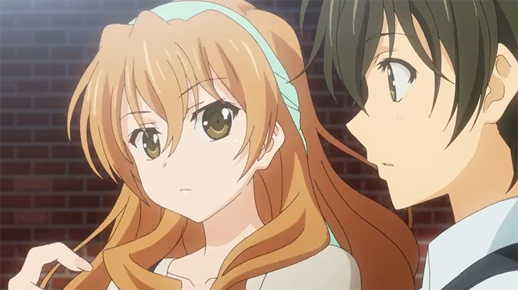 Golden Time anime screenshot