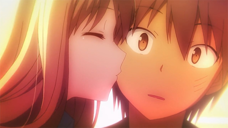 The Pet Girl of Sakurasou anime screenshot