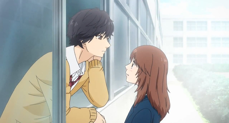 Ao Haru Ride anime screenshot