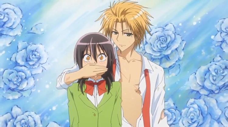 Kaichō wa Meido-sama! anime screenshot