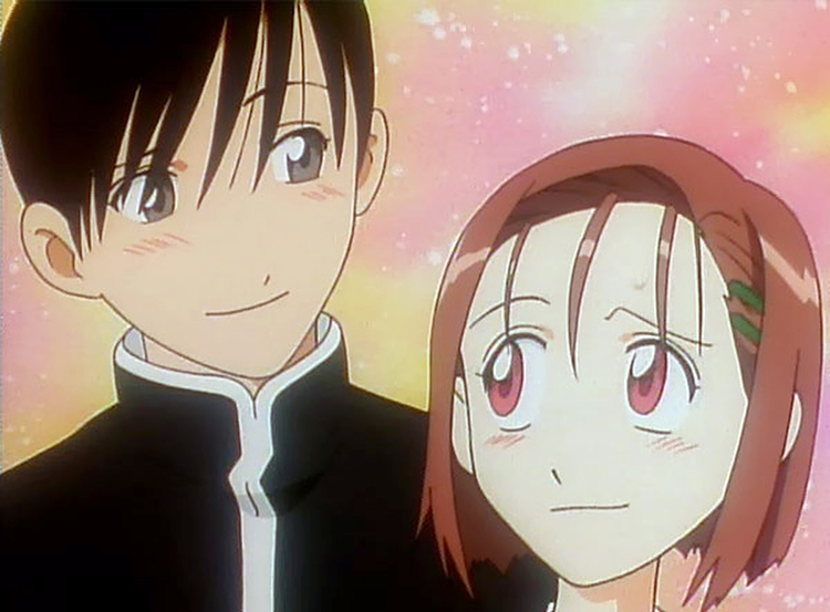 His and Her Circumstances anime screenshot