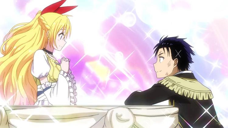 Nisekoi anime screenshot