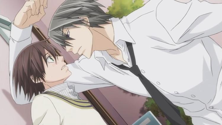 Junjo Romantica anime screenshot