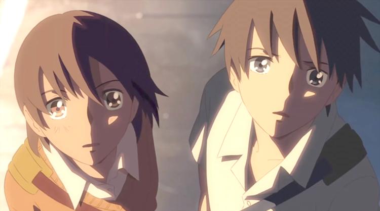5 Centimeters Per Second anime screenshot
