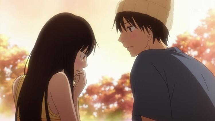 Kimi ni Todoke: From Me to You anime screenshot