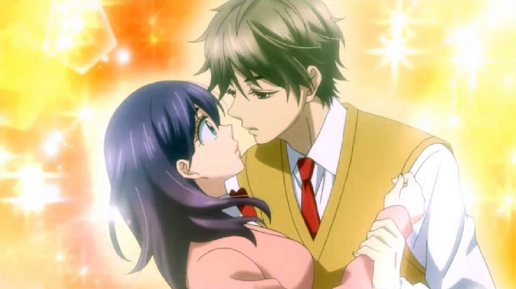 Kiss Him, Not Me! anime screenshot