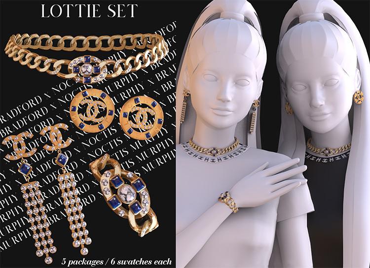 Lottie Set Sims 4 CC screenshot