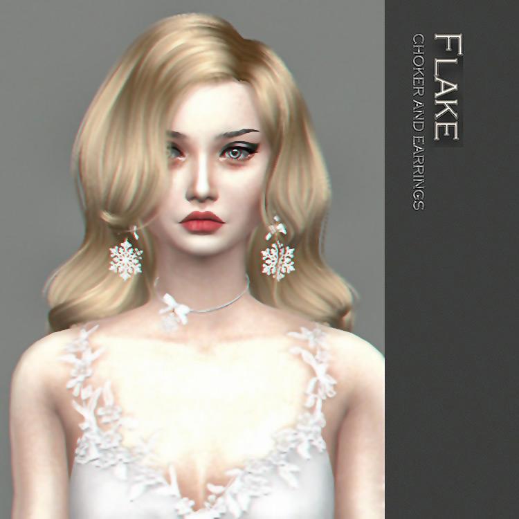 Flake Set Sims 4 CC screenshot