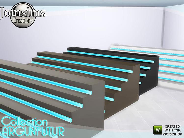 Decorative Stairs tech design CC