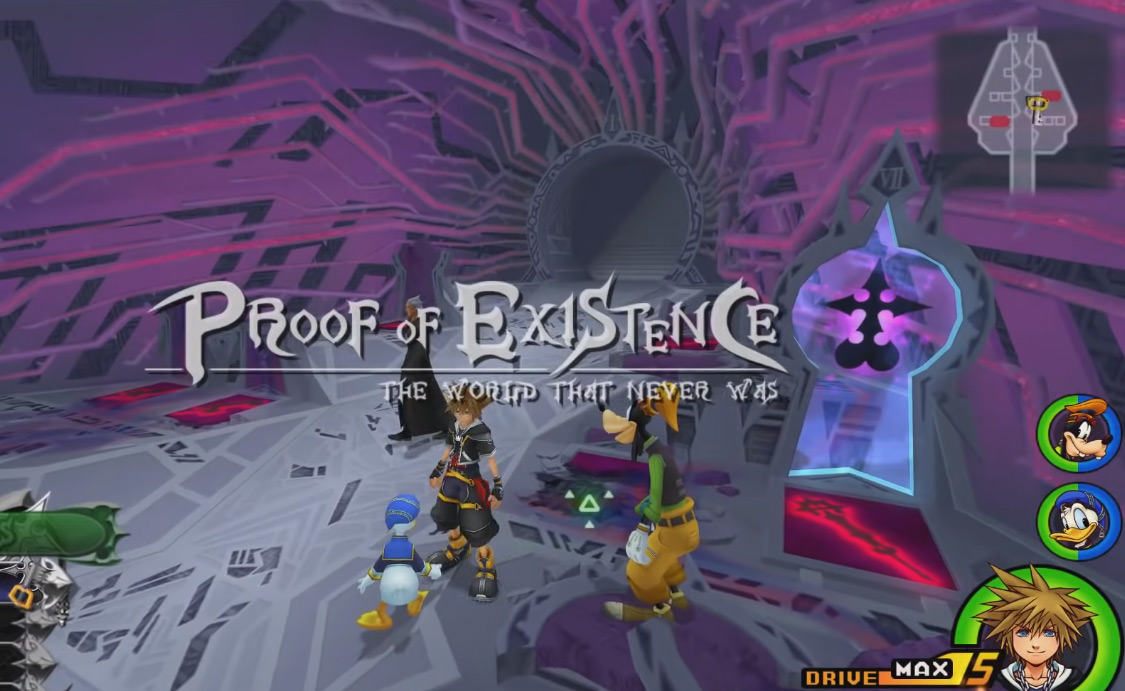 Proof of Existence Room in KH 2.5 HD