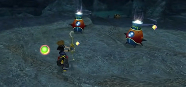 Where To Get Blazing Stones in KH2.5 (Farming Spots + Uses)
