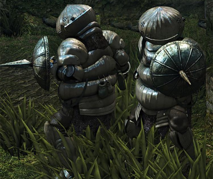 Dark Souls Remastered Pierce Shield screenshot