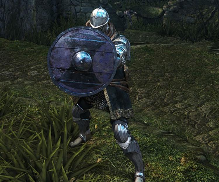 Dark Souls Remastered Warrior's Round Shield screenshot