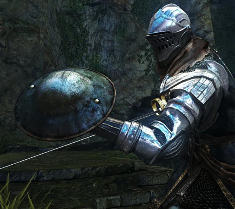 Dark Souls Remastered Buckler screenshot
