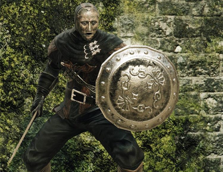 Dark Souls 2 Llewellyn Shield screenshot