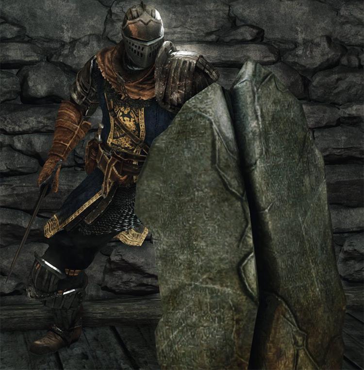 Dark Souls 2 Gyrm Greatshield screenshot