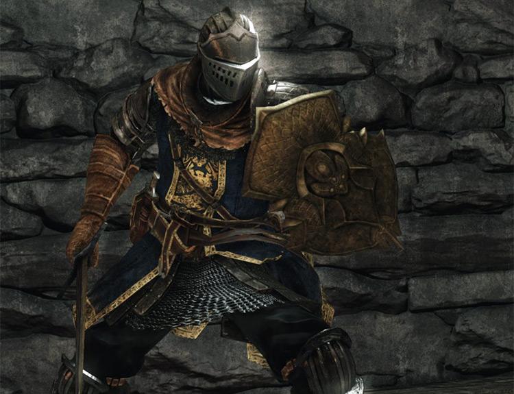 Dark Souls 2 Cleric's Small Shield screenshot