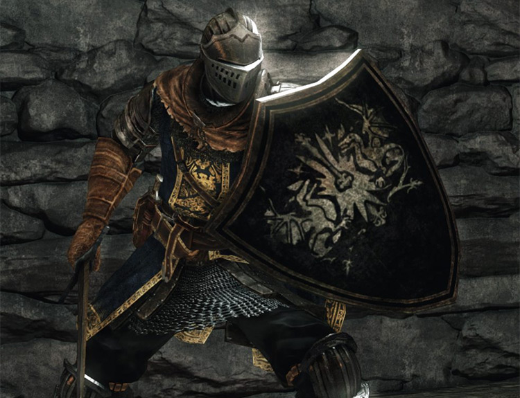 Dark Souls 2 Drangleic Shield screenshot