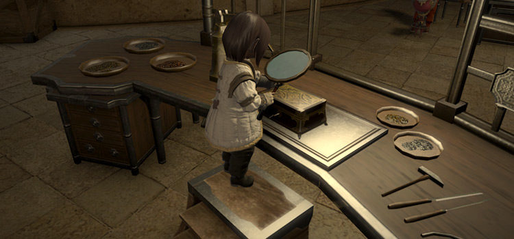 FFXIV Craftsmanship vs Control: What's The Difference?