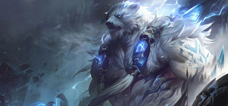 The Best Volibear Skins in League of Legends, Ranked