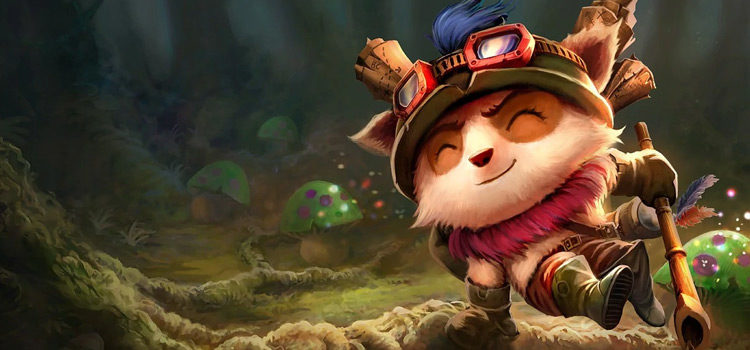 Teemo's Best Skins in League of Legends (All Ranked)