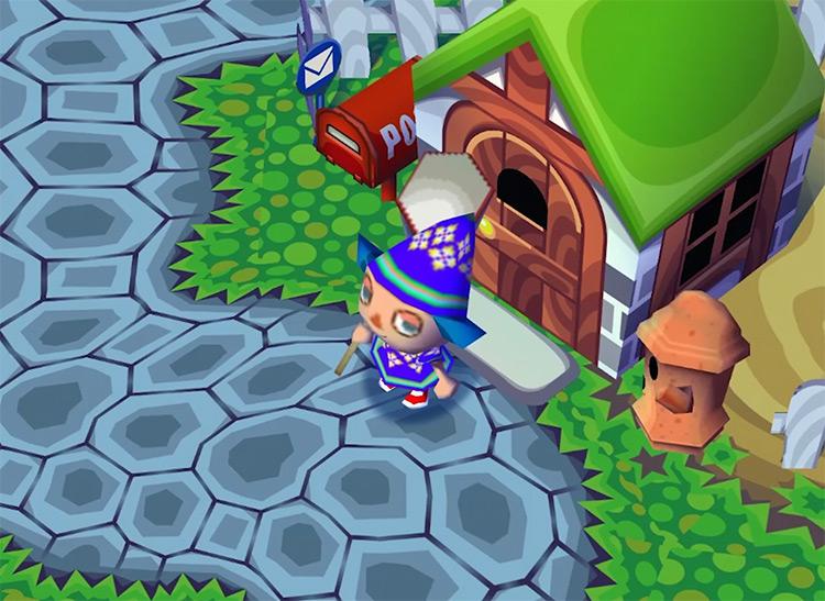 Animal Crossing GameCube screenshot