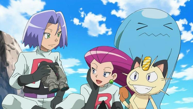 Team Rocket from Pokémon