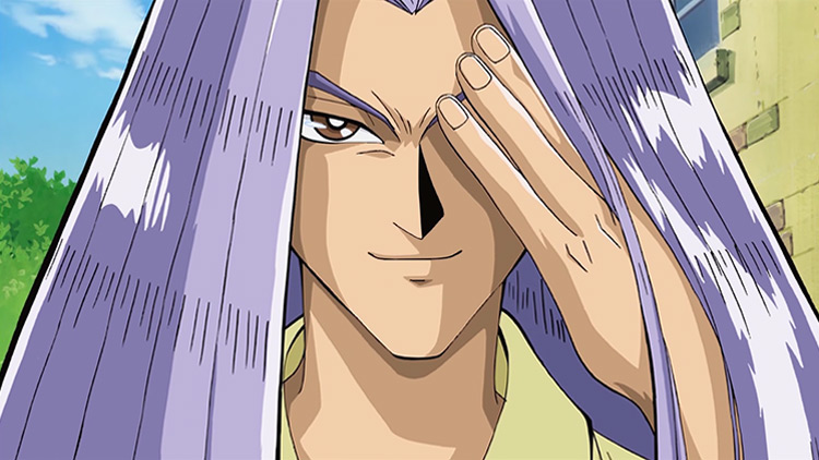 Maximillion Pegasus from Yu-Gi-Oh!