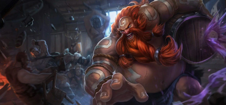 The Best Gragas Skins in League of Legends (All Ranked)